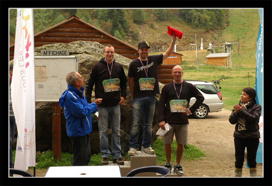 DH Monts d'Olmes 2012