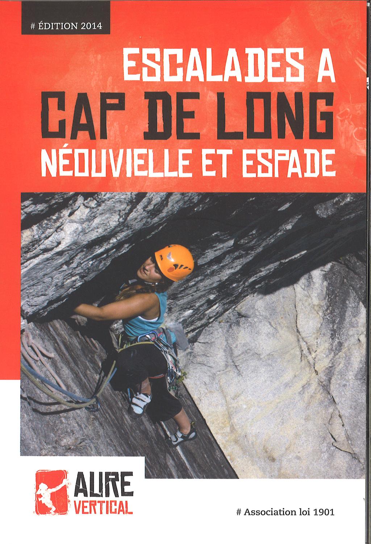 Topo escalade Cap de Long