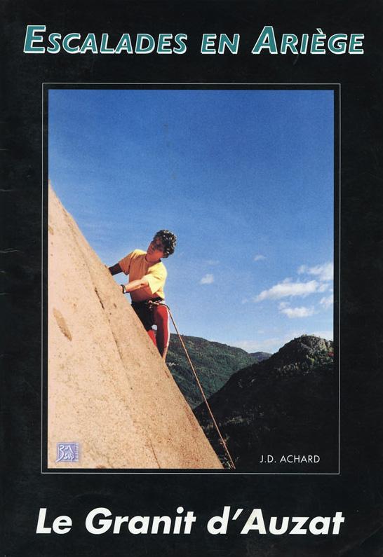 Topo escalade Auzat