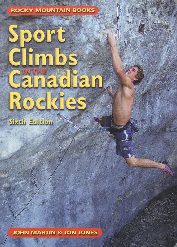 Topo escalade Canadian Rockies