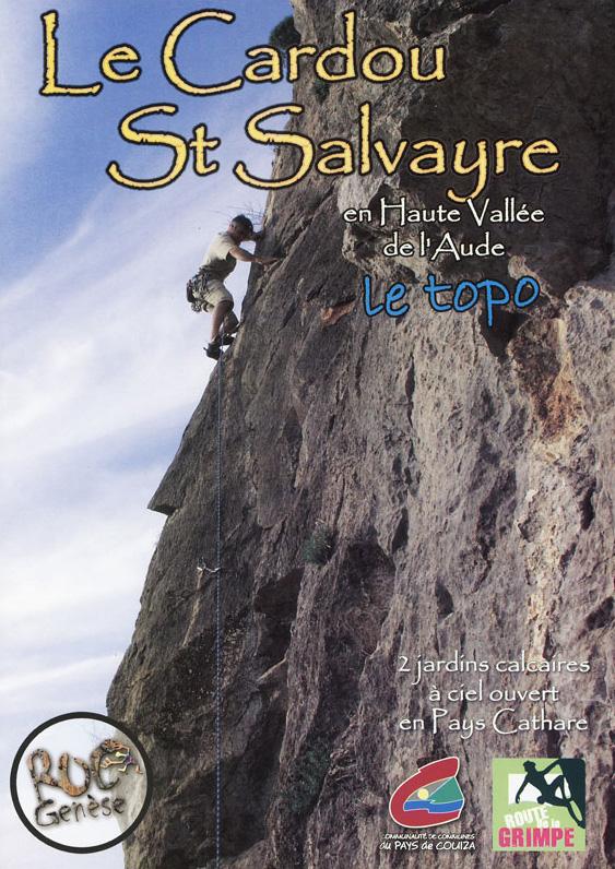 Topo escalade Cardou - Saint Salvayre