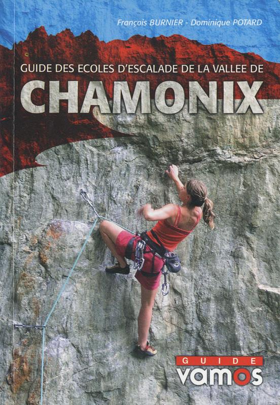 Topo escalade Chamonix