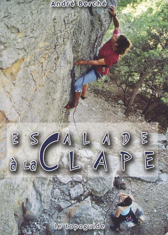 Topo escalade Clape