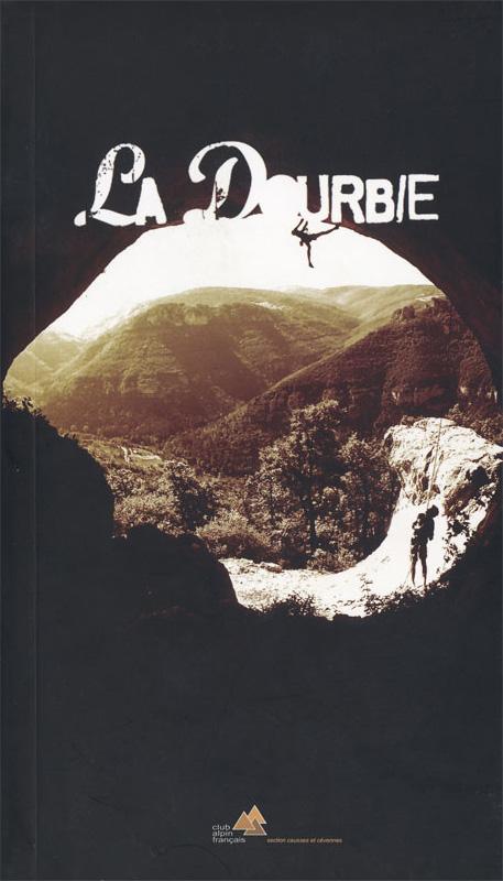 Topo escalade Dourbie