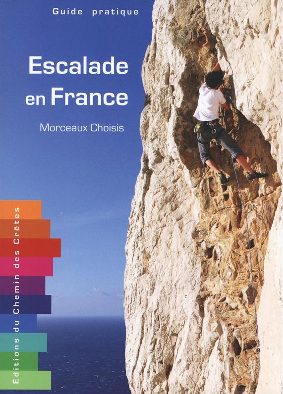 Topo escalade en France