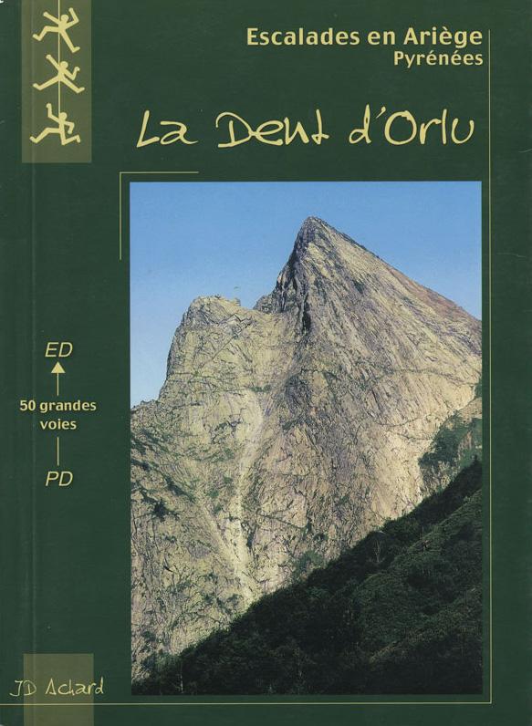 Topo escalade Dent d'Orlu