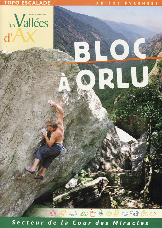 Topo escalade bloc Orlu