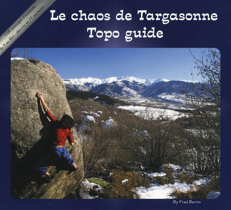 Topo escalade Targassonne