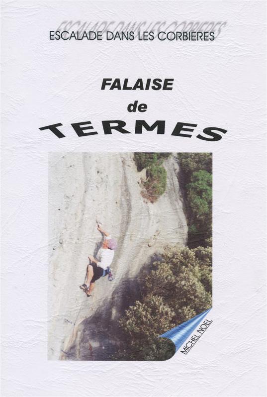 Topo escalade Termes