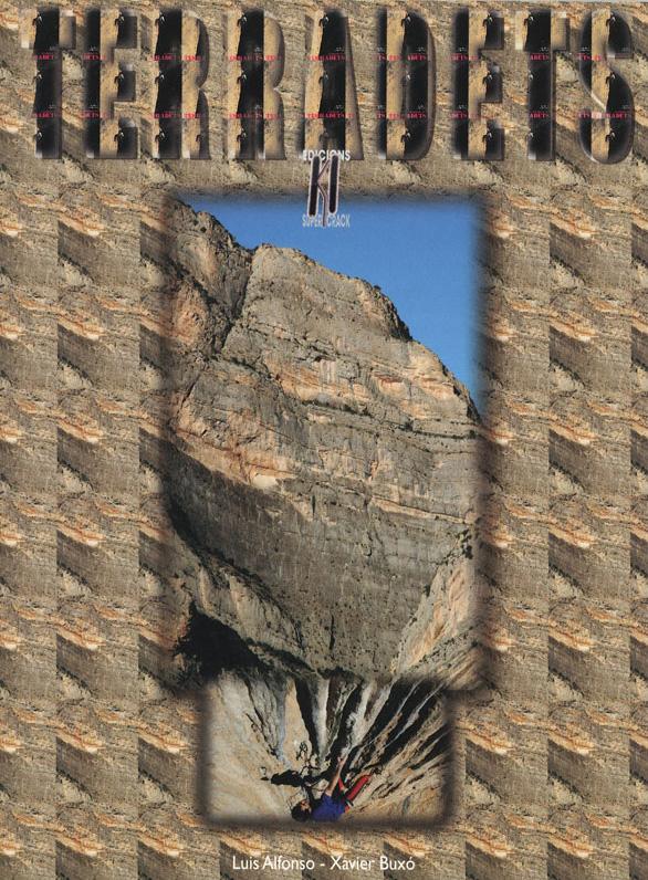 Topo escalade Terradets