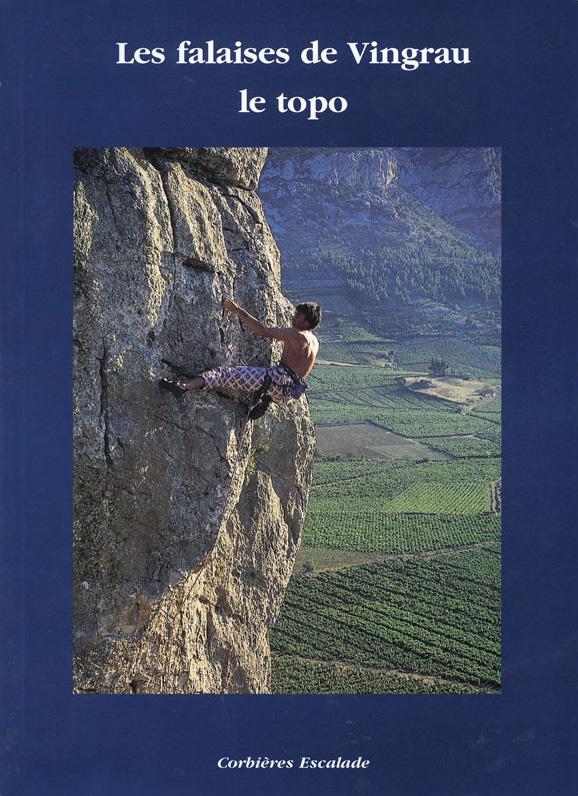 Topo escalade Vingrau