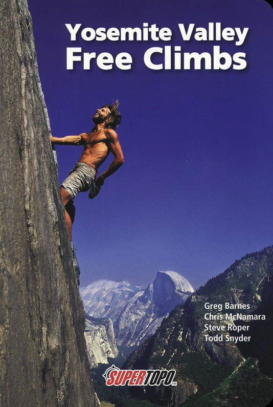 Topo escalade Yosemite