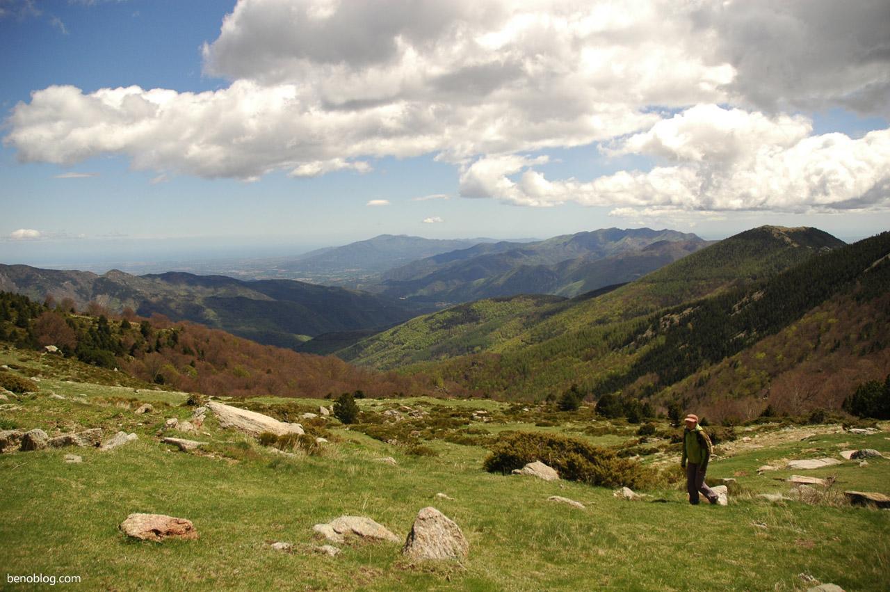 Rétrospective benoblog 2014 - randonnée Vallespir