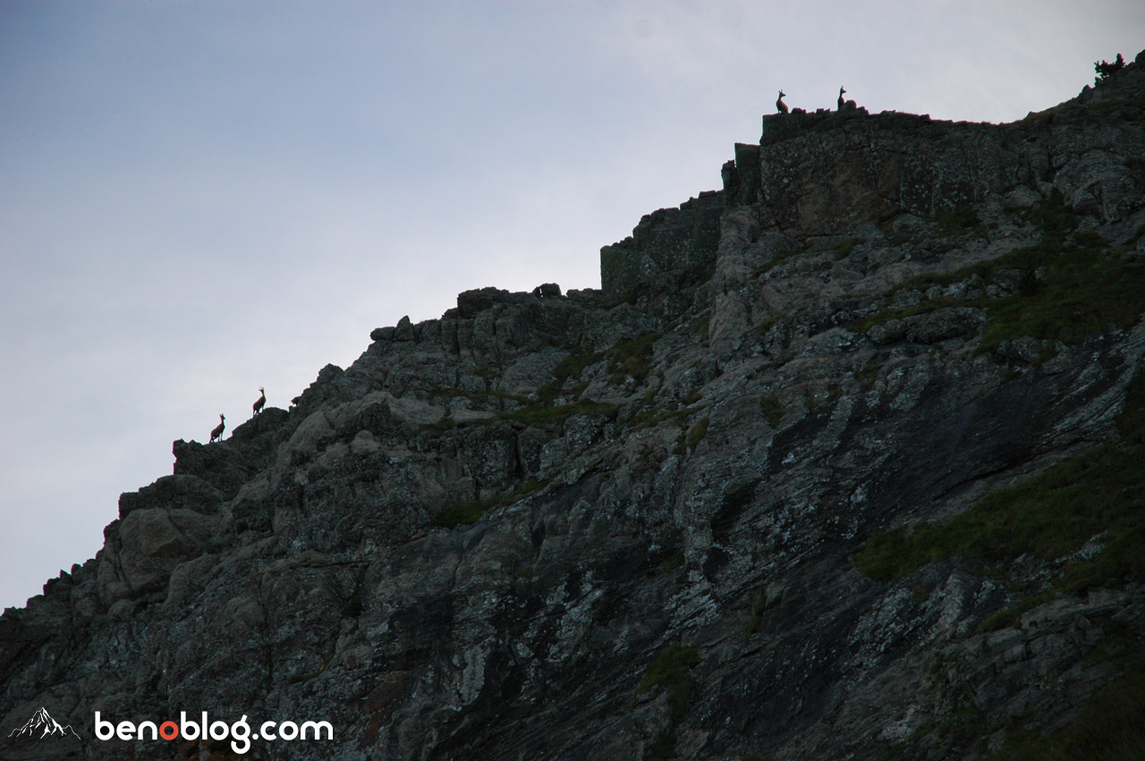 Randonnée Roc Blanc par Baxouillade - Ariège Pyrénées