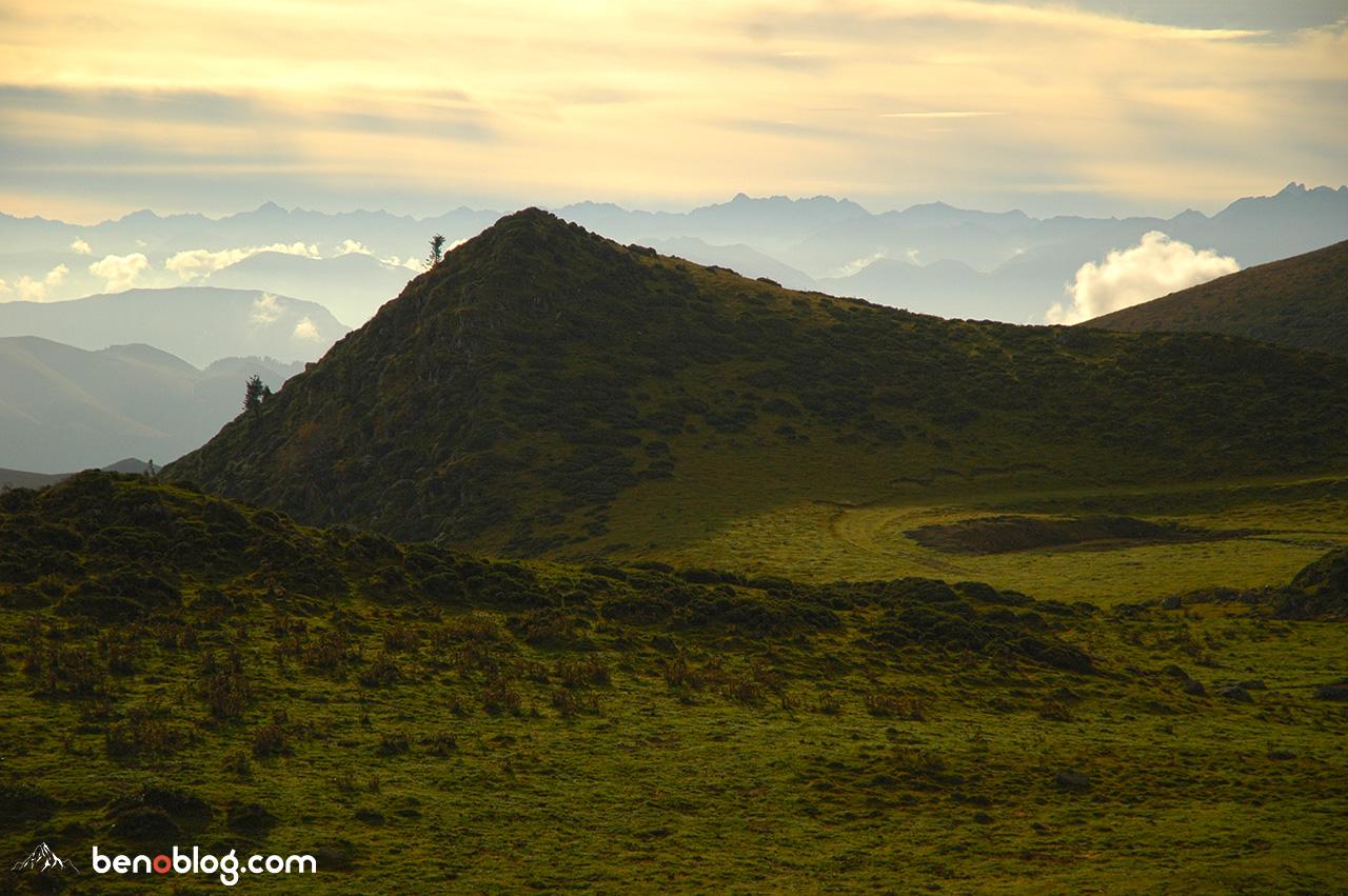Randonnée au Mont Né - Hautes-Pyrénées