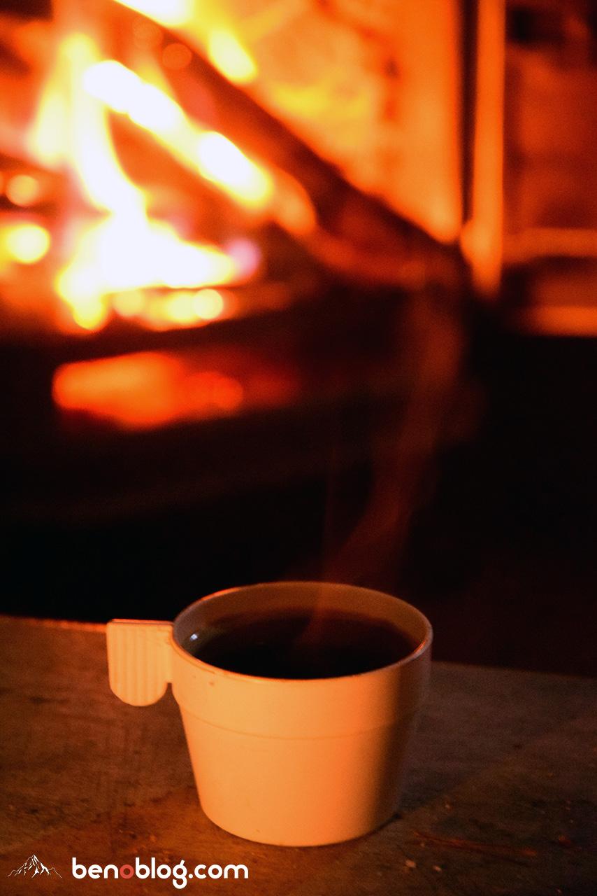 Café - Refuge du Ras de Carança