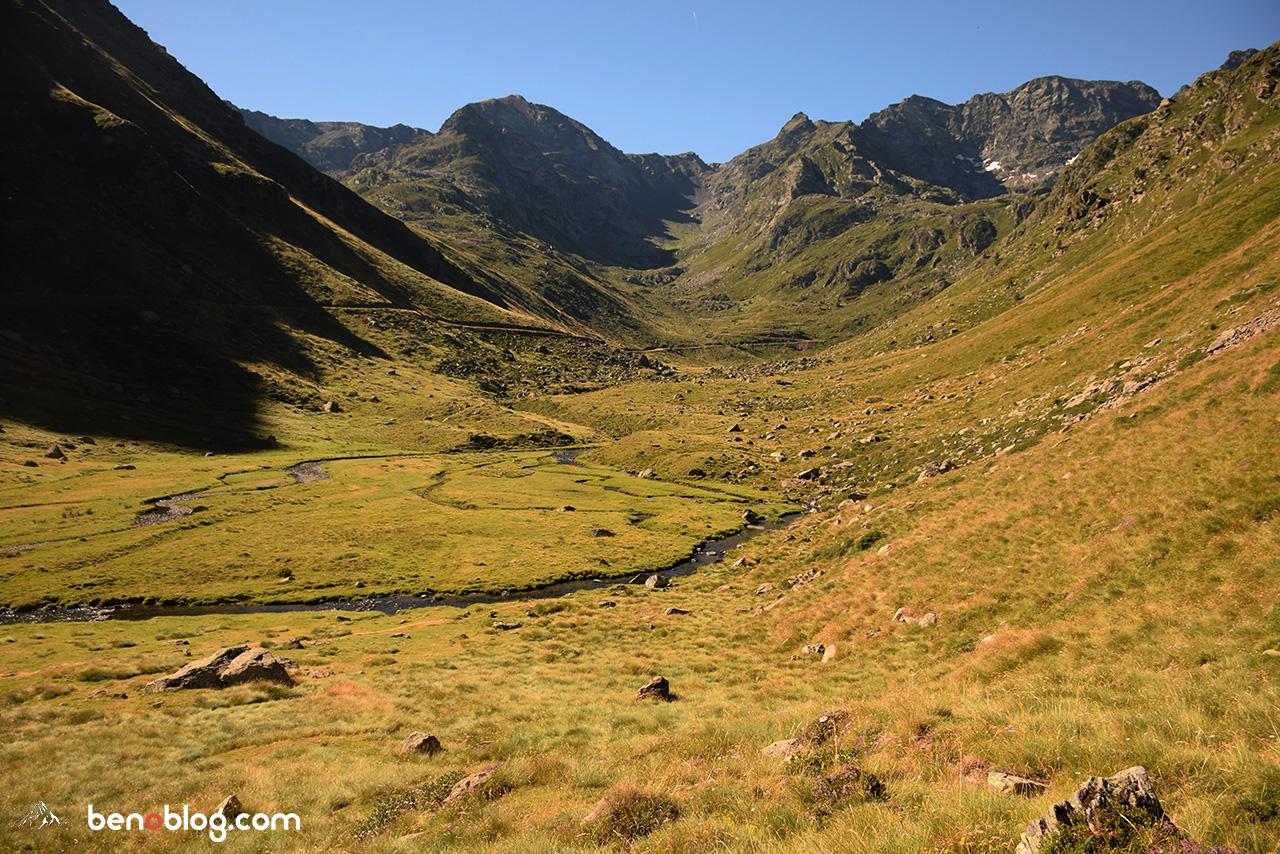 Etangs de Roumazet et de la Soucarrane - Ariège Pyrénées
