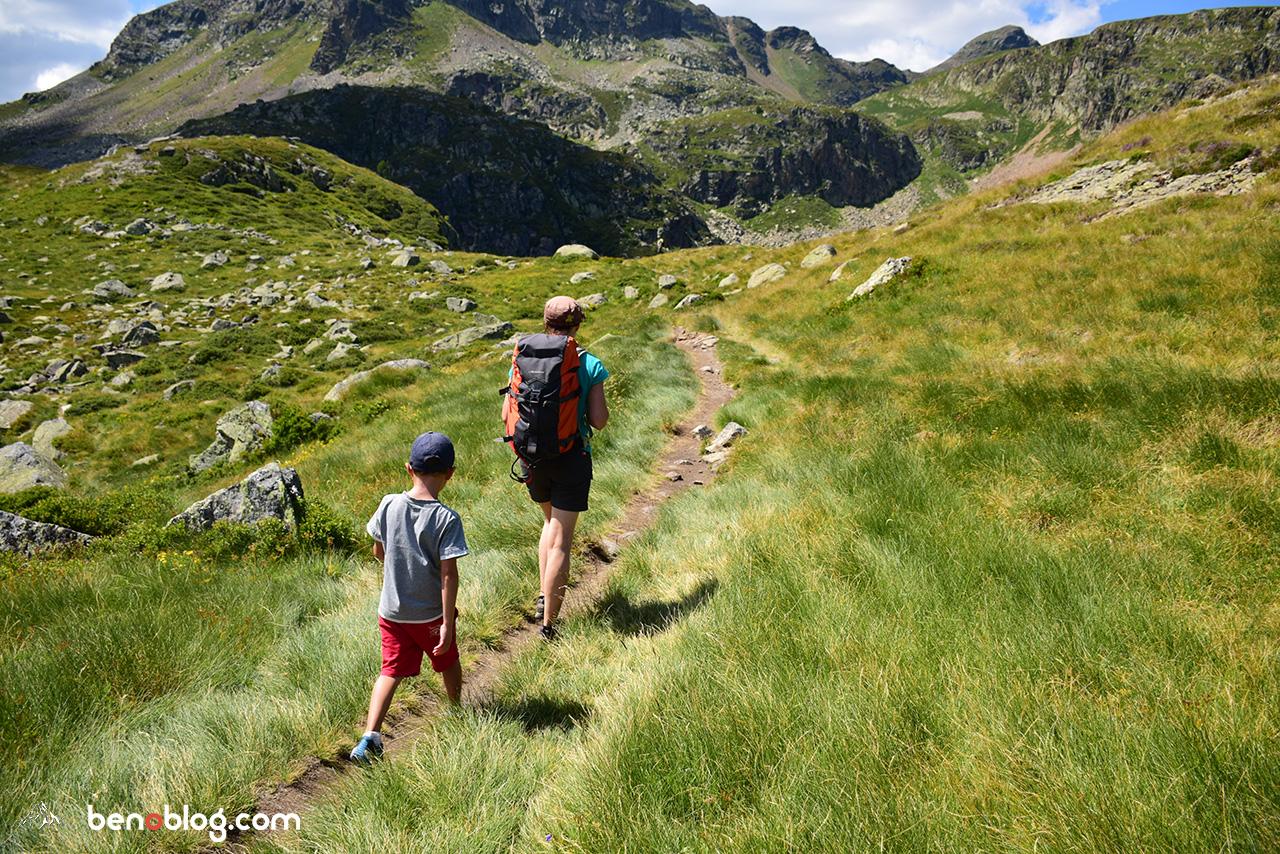 Étangs de Fontargente - Ariège - Pyrénées