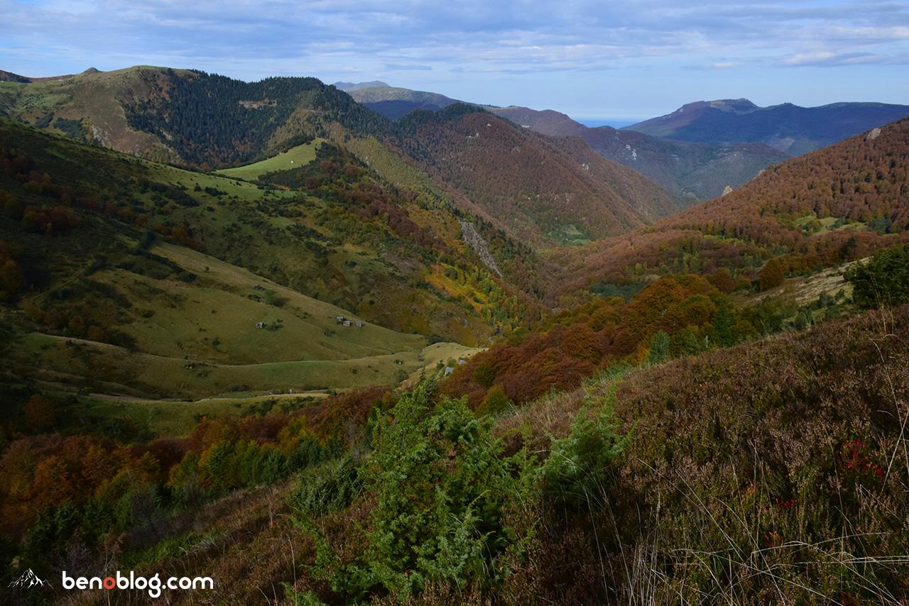 La vallée de la Bellongue