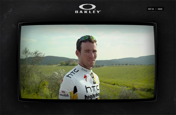 Mark Cavendish - Oakley