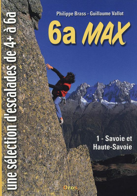 Topo escalade 6a max Savoie