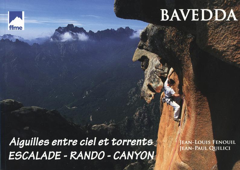 Topo escalade Bavella