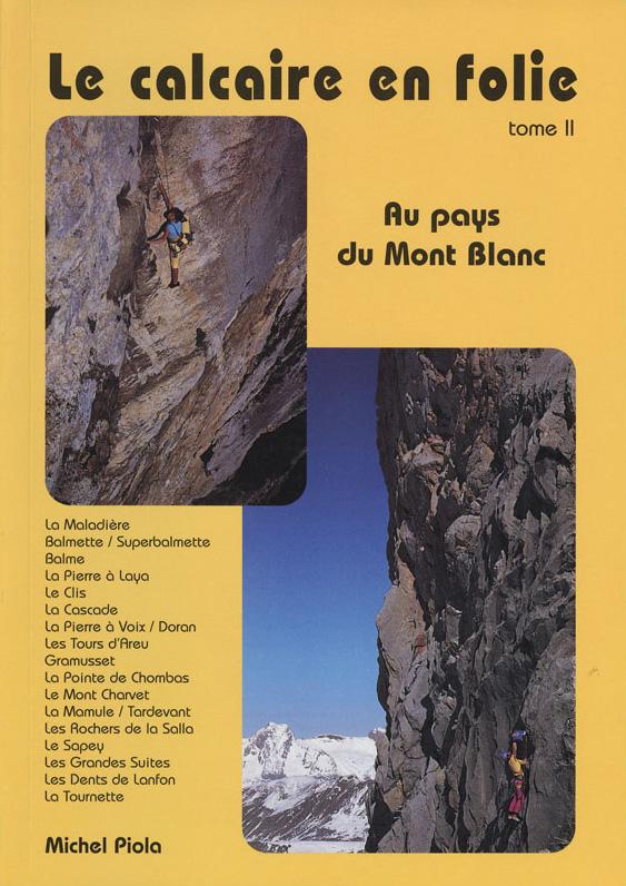 Topo escalade Calcaire en folie tome 2