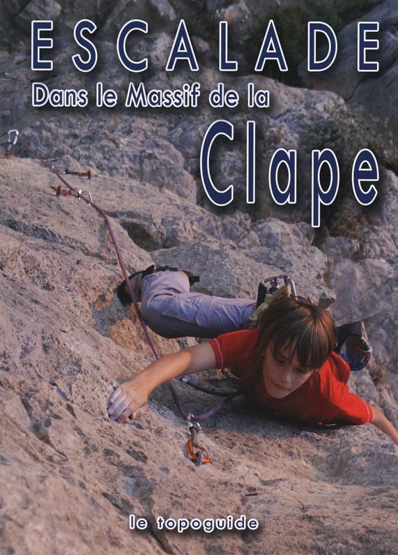 Topo escalade Clape 2009