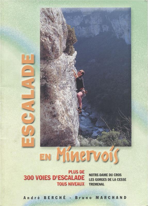 Topo escalade en Minervois
