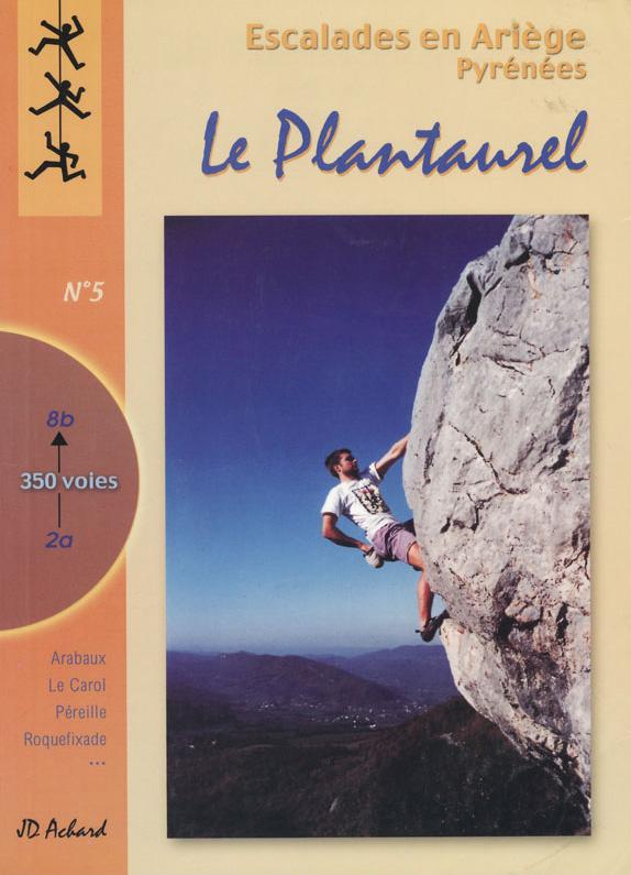 Topo escalade Plantaurel