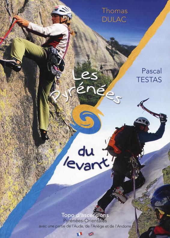 Topo escalade Pyrénées du levant