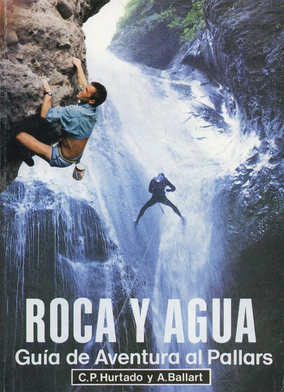 Topo escalade Roca y agua