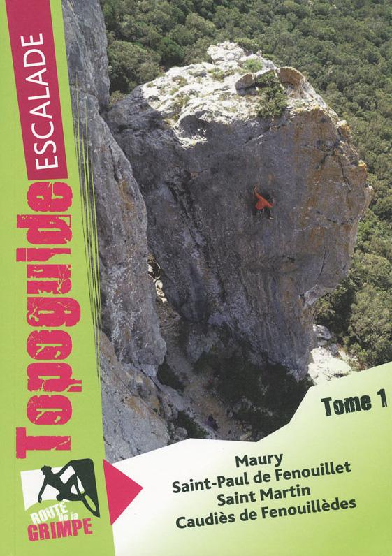 Topo escalade Route de la grimpe