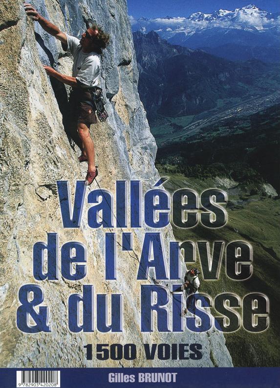 Topo escalade Vallées de l'Arve et du Risse