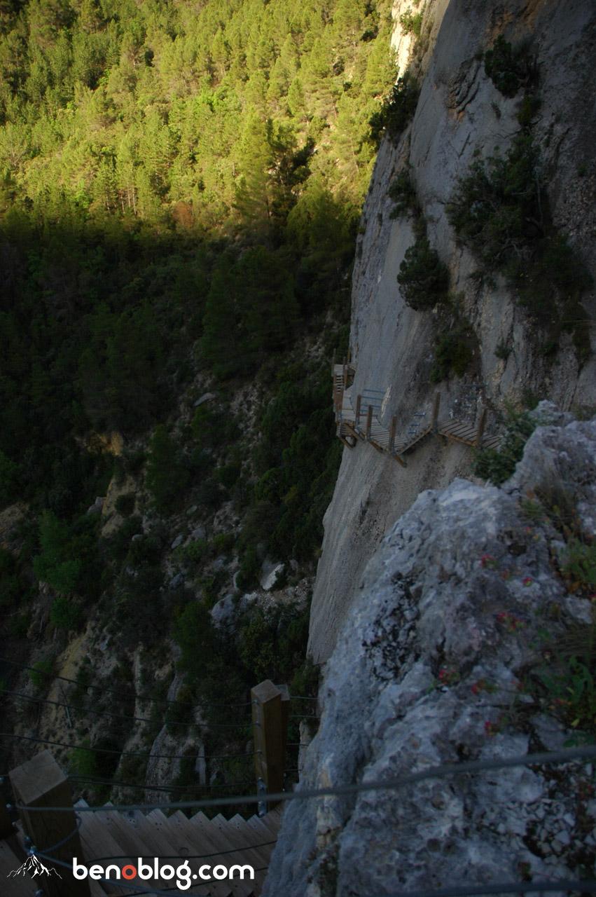 Une virée en Espagne à Mont-Rebei