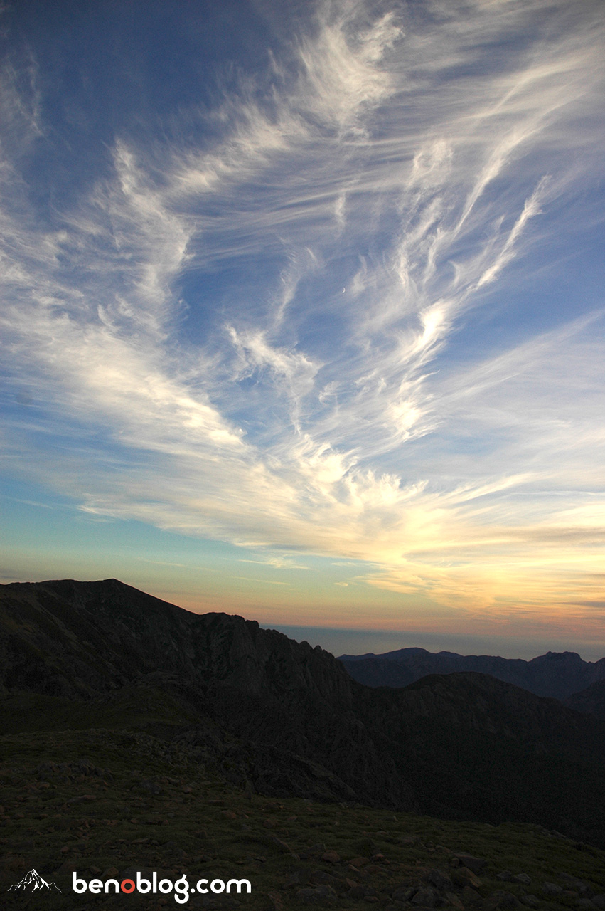 La découverte du GR20 en Corse