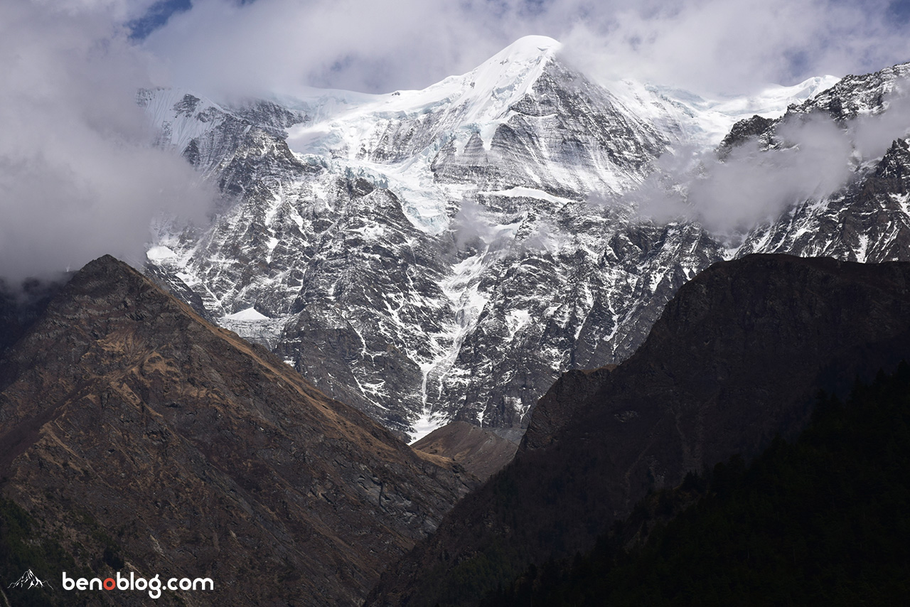 Népal - Mustang à VTT