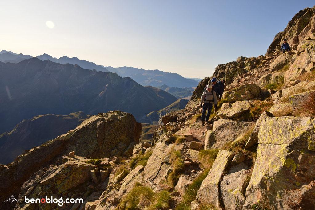 Bivouac au pic du Midi d'Ossau