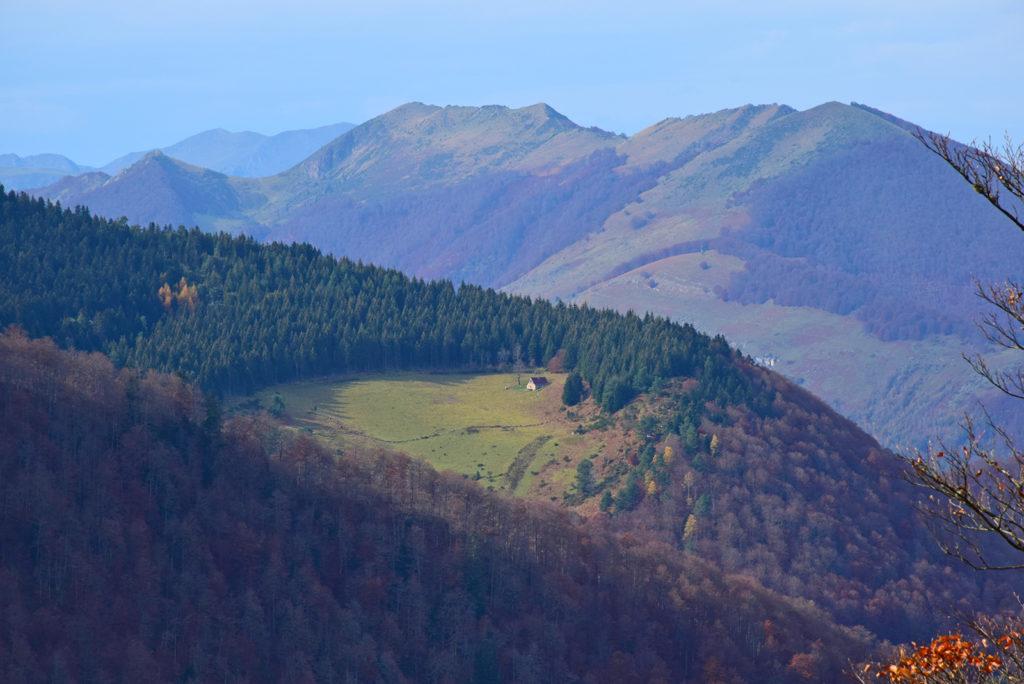 Lac de Bethmale et étang d'Ayes Ariège